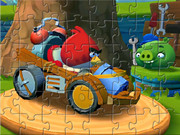 Angry Birds Red Racer
