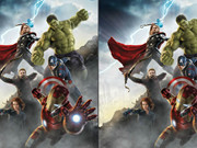 Avengers Differences