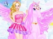 Barbie And The Pegasus