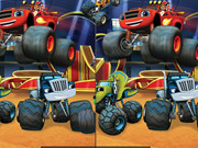 Blaze And Monster Machines Differences