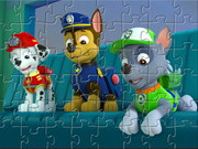 Chase And Friends Puzzle