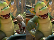 Digby Dragon Differences