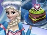 Elsa Frozen Confectioner