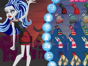 Ghoulia Scaris Style