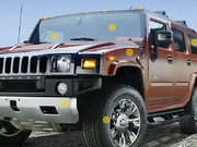 Hummer Hidden Tires
