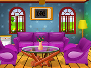 Knf Colorful Log House Escape