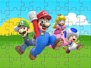 Mario And Friends Puzzle