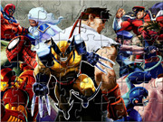 Marvel Vs Capcom 3 Jigsaw
