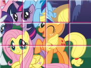 My Little Pony,Rotate The Puzzle