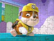 Paw Patrol Rubble Puzzle