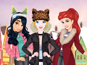 Princesses Arendelle Christmas Holidays