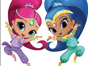 Shimmer And Shine Jigsaw